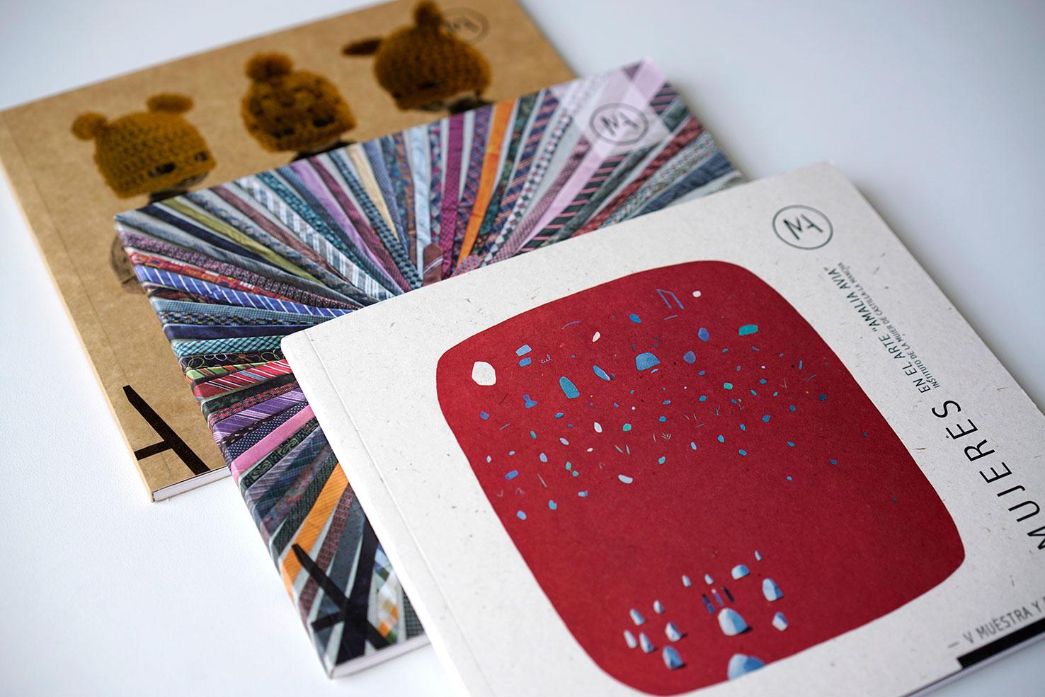 Diseño-Gráficas-Exposicones-Mujeres-en-el-arte-Amalia-Avia-Instituto-de-la-mujer-de-castilla-la-mancha